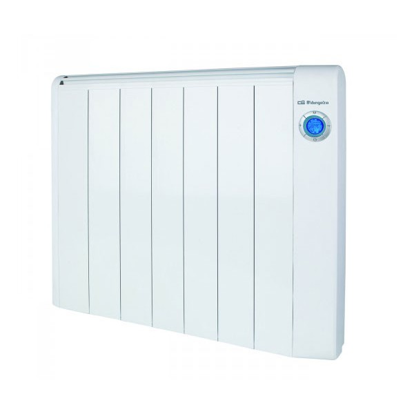 Orbegozo rre-1010 radiador 1000w programable de bajo consumo