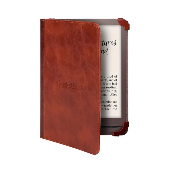 Pocketbook cover marrón funda libro electrónico pocketbook inkpad 3