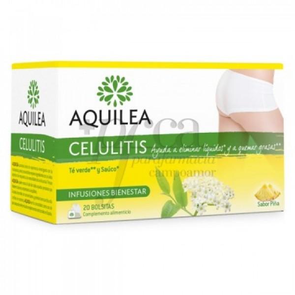 AQUILEA INFUSION CELULITIS 20 BOLSITAS