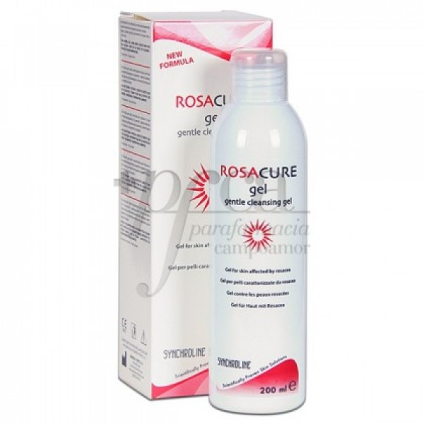 ROSACURE GENTLE CLEANSING GEL 200 ML