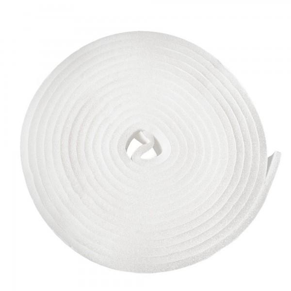 Burlete espuma alfa 10 m. x 19 mm.