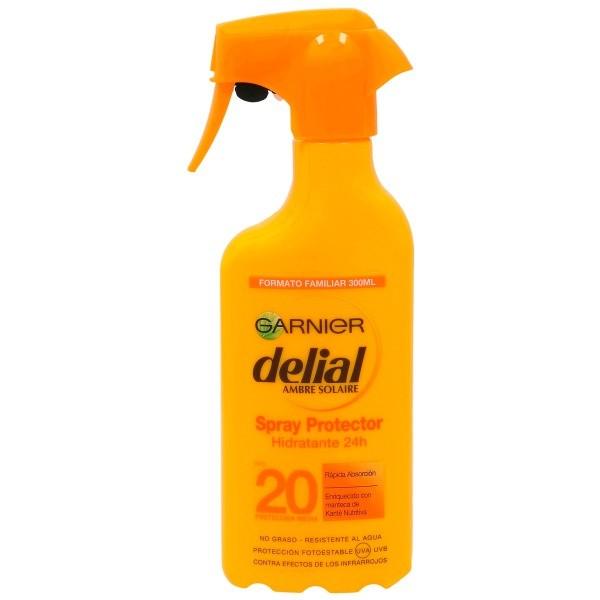 Delial Sray protector hidratante FPS 20 300 ml