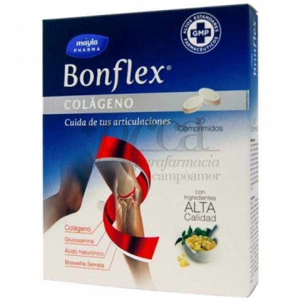 BONFLEX CON COLAGENO 30COMP MAYLAPHARMA