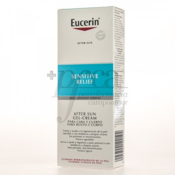 EUCERIN AFTER SUN GEL-CREMA 150ML