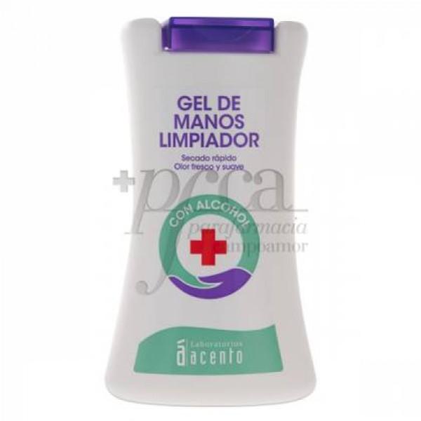 PEROX GEL DE MANOS LIMPIADOR CON ALCOHOL 100ML