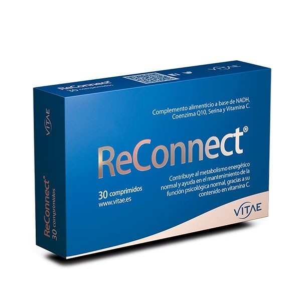 RECONNECT 15 COMPS VITAE