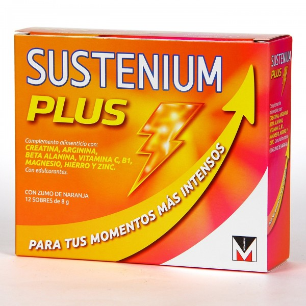 SUSTENIUM PLUS 12 SOBRES