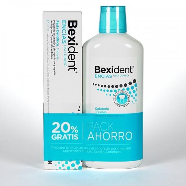 BEXIDENT ENCIAS DIARIO COLUTORIO + PASTA PROMO
